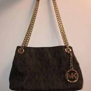 Michael Kors Chain Handbag